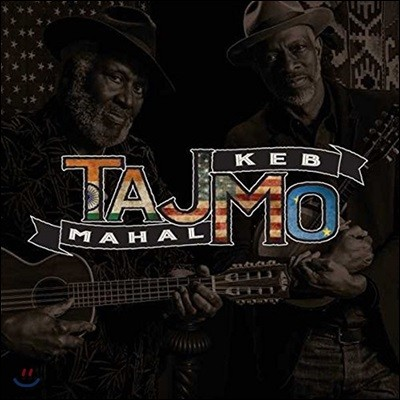 Taj Mahal & Keb' Mo' (타지마할 앤 켑 모) - TajMo  [LP]