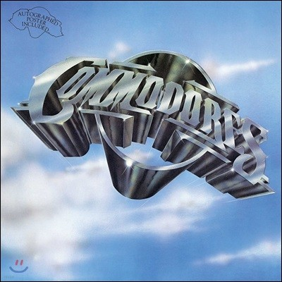 Commodores (코모도스) - Commodores [LP]