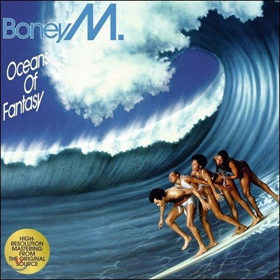 Boney M. (보니 엠) - Oceans Of Fantasy [LP]