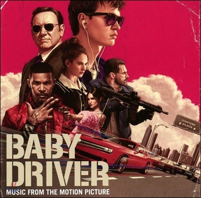 베이비 드라이버 영화음악 (Baby Driver Music From The Motion Picture OST)