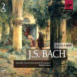 Bach : Mass In B Minor : Michel Corboz