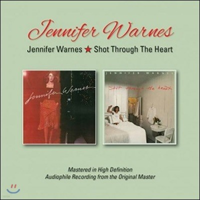 Jennifer Warnes (제니퍼 원스) - Jennifer Warnes / Shot Through The Heart