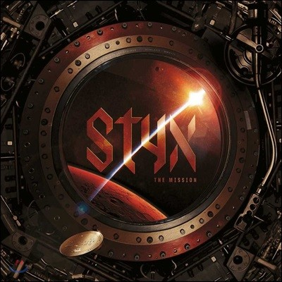 Styx - The Mission 스틱스 16번째 정규 앨범