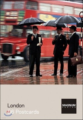 Magnum Photos: London: 36 Postcards