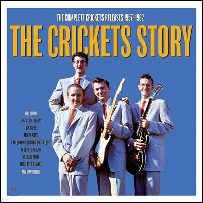 The Crickets (크리켓츠) - Story: The Complete Crickets Releases 1957-1962