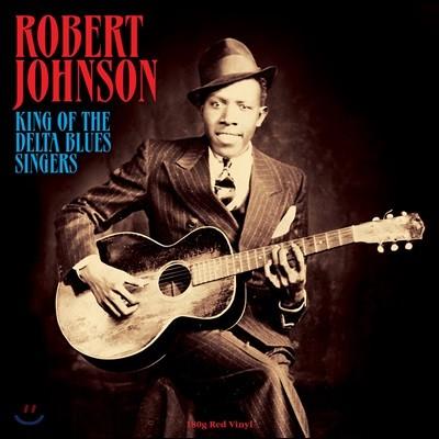 Robert Johnson (로버트 존슨) - King of the Delta Blues Singer [레드 컬러 LP]