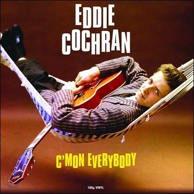 Eddie Cochran (에디 코크런) - C'mon Everybody [LP]