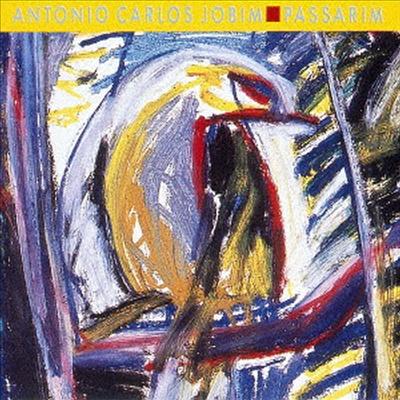 Antonio Carlos Jobim - Passarim (Ltd. Ed)(SHM-CD)(일본반)