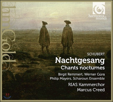 Marcus Creed / Werner Gura 슈베르트: 밤의 노래 - 베르너 귀라, 리아스 실내 합창단, 마커스 크리드 (Schubert: Nachtgesang)