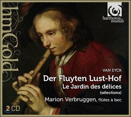 Marion Verbruggen 야콥 판 아이크: 밝은 플루트의 정원 - 리코더 독주집 (Jacob van Eyck: Der Fluyten Lust-Hof - Le Jardin des Delices) 마리온 베르부르겐