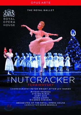 The Royal Ballet 차이코프스키: 호두까기 인형 [로얄 발레단 DVD] (Tchaikovsky: The Nutcracker, Op. 71)
