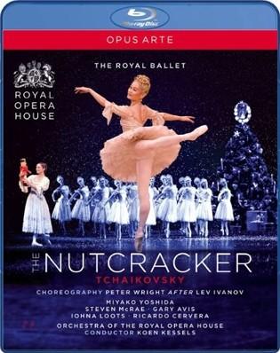 The Royal Ballet 차이코프스키: 호두까기 인형 [로얄 발레단 블루레이] (Tchaikovsky: The Nutcracker, Op. 71)