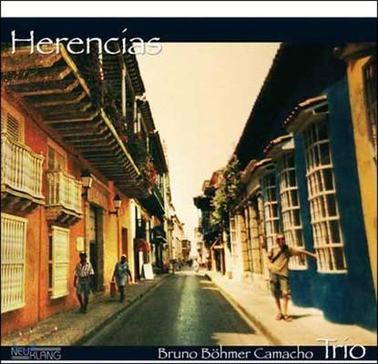 Bruno Bohmer Camacho Trio (브루노 뵈머 카마초 트리오) - Herencias