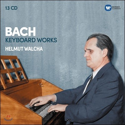 Helmut Walcha 바흐: 건반음악 작품집 - 헬무트 발햐 (Bach: Keyboard Works)