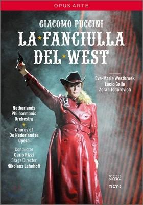 Carlo Rizzi 푸치니 : 서부의 아가씨 (Puccini : La Fanciulla Del West)