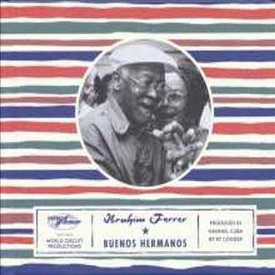Ibrahim Ferrer - Buenos Hermanos (Hardcover Digibook)