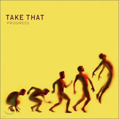 Take That - Progress (Deluxe Edition)