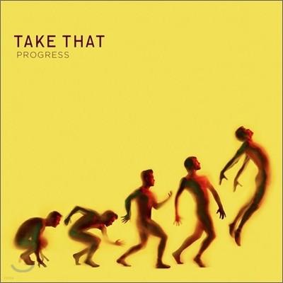 Take That - Progress (Standard Edition)