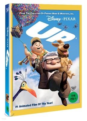 디즈니 업 : UP (1Disc)