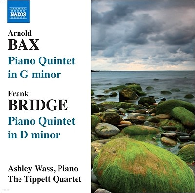 Ashley Wass 백스 / 브리지: 피아노 오중주 (Bax / Bridge: Piano Quintets)