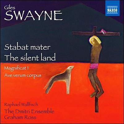 길스 스웨인: 스타바트 마테르, 마니피카트, 고요한 땅 (Giles Swayne: Stabat mater)