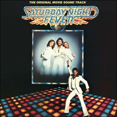 토요일 밤의 열기 영화음악 (Saturday Night Fever OST by Bee Gees 비지스) [2 LP]