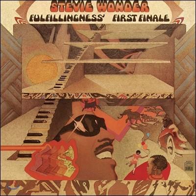 Stevie Wonder (스티비 원더) - Fulfillingness' First Finale [리이슈반 LP]