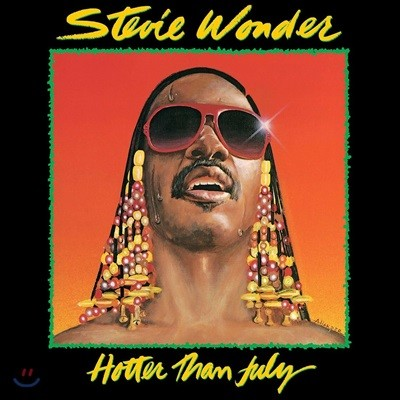 Stevie Wonder (스티비 원더) - Hotter Than July [LP]