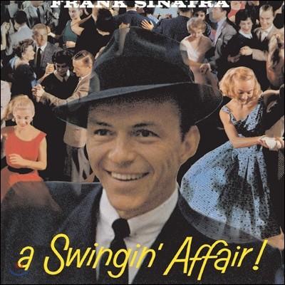Frank Sinatra (프랭크 시나트라) - Swingin Affair! [LP]