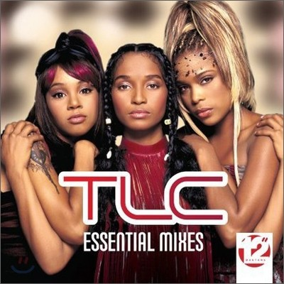 TLC - 12' Masters: The Essential Mixes