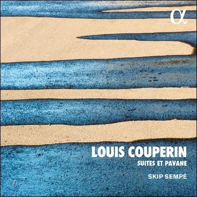 Skip Sempe 루이 쿠프랭: 하프시코드 작품집 [모음곡, 파반느] (Louis Couperin: Suites, Pavane) 스킵 셈페
