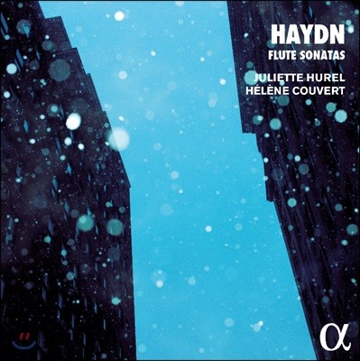 Juliette Hurel 하이든: 플루트 소나타 (Haydn: Flute Sonatas)