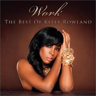 Kelly Rowland - Walk : The Best Of