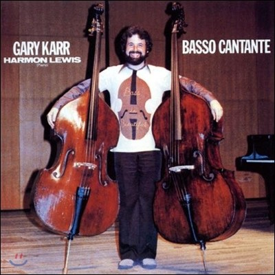 Gary Karr 게리 카 - 노래하는 더블베이스 (Basso Cantante)