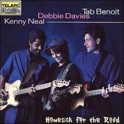 Tab Benoit & Debbie Davies & Kenny Neal (탭 베누아 & 데비 데이비스 & 케니 닐) - Homesick For The Road