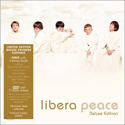 Peace - 리베라 디럭스 에디션 (DVD + 캘린더 + 포스터)