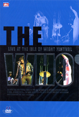 The Who 더 후 - Live At The Isle Of Wight Festival