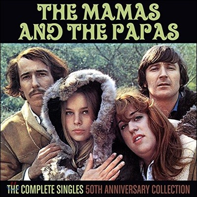 The Mamas & The Papas (마마스 앤 파파스) - The Complete Singles: 50th Anniversary Collection