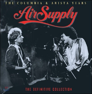 Air Supply (에어 서플라이) - Columbia & Arista Years: Definitive Collection