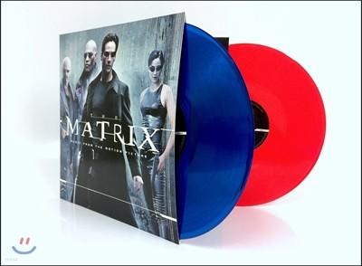 매트릭스 영화음악 (The Matrix OST) [레드 & 블루 컬러 2 LP]