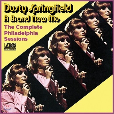Dusty Springfield (더스티 스프링필드) - The Complete Philadelphia Sessions: A Brand New Me