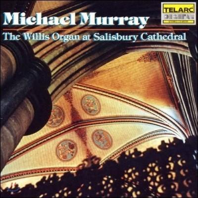 Michael Murray 마이클 머레이 - 솔즈베리 대성당의 윌리스 오르간 연주반 (The Willis Organ at Salisbury Cathedral)