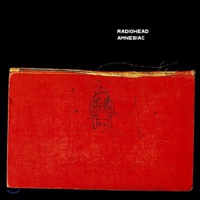 Radiohead (라디오헤드) - Amnesiac [2LP]