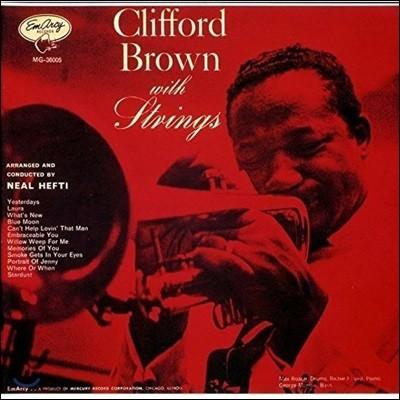 Clifford Brown - With Strings (클리포드 브라운 위드 스트링즈)