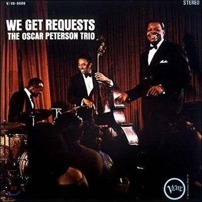 Oscar Peterson Trio (오스카 피터슨 트리오) - We Get Requests [고음질 UHQCD]