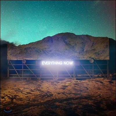 Arcade Fire (아케이드 파이어) - Everything Now [Night Version]