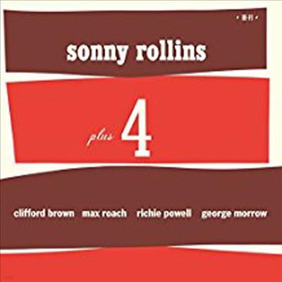 Sonny Rollins - Plus 4 (Ltd. Ed)(Remastered)(180G)(LP)
