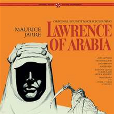 Maurice Jarre - Lawrence Of Arabia (아라비아의 로렌스)(O.S.T.)(Complete Limited Edition)(Gatefold Cover)(180G)(LP)