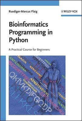 Bioinformatics Programming in Python