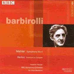 Mahler : Symphony No.4 : Barbirolli